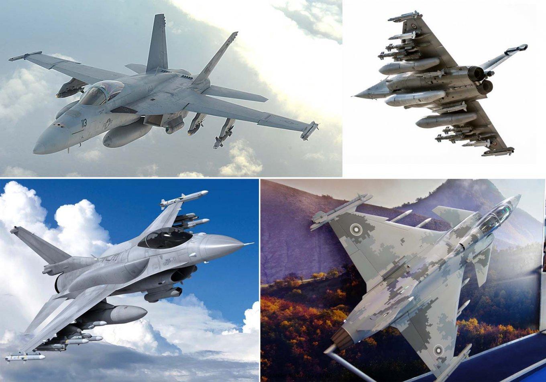 Dassault Rafale, Ukraine Air Force modernization