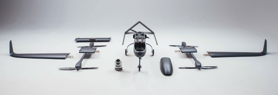 People`s Drone PD-1
