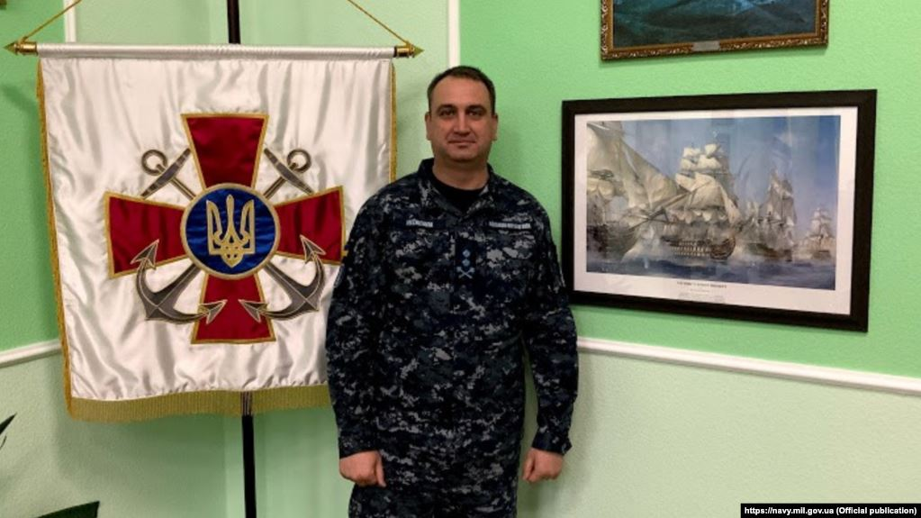 Ukrainian Navy Commander Confirms Future Procurements, Ada-Class Corvettes, Rear Admiral Alexei Neizhpapa, Defense Express