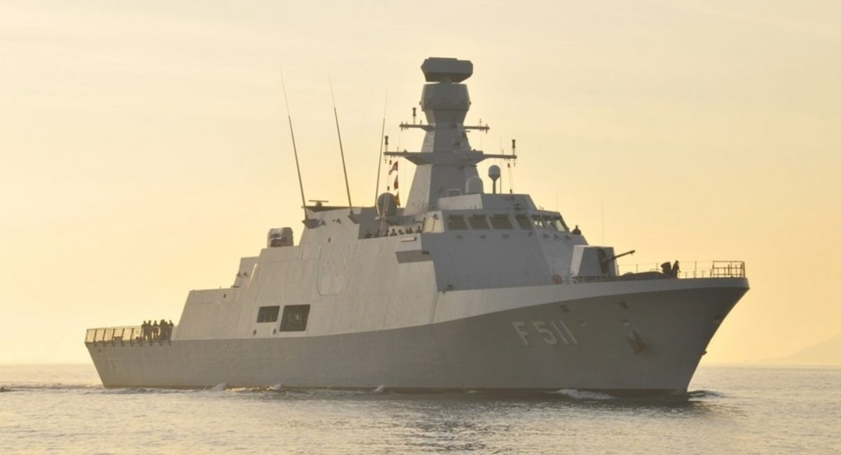 Ada-class corvette - modern littoral combat ship in Navy of Turkey