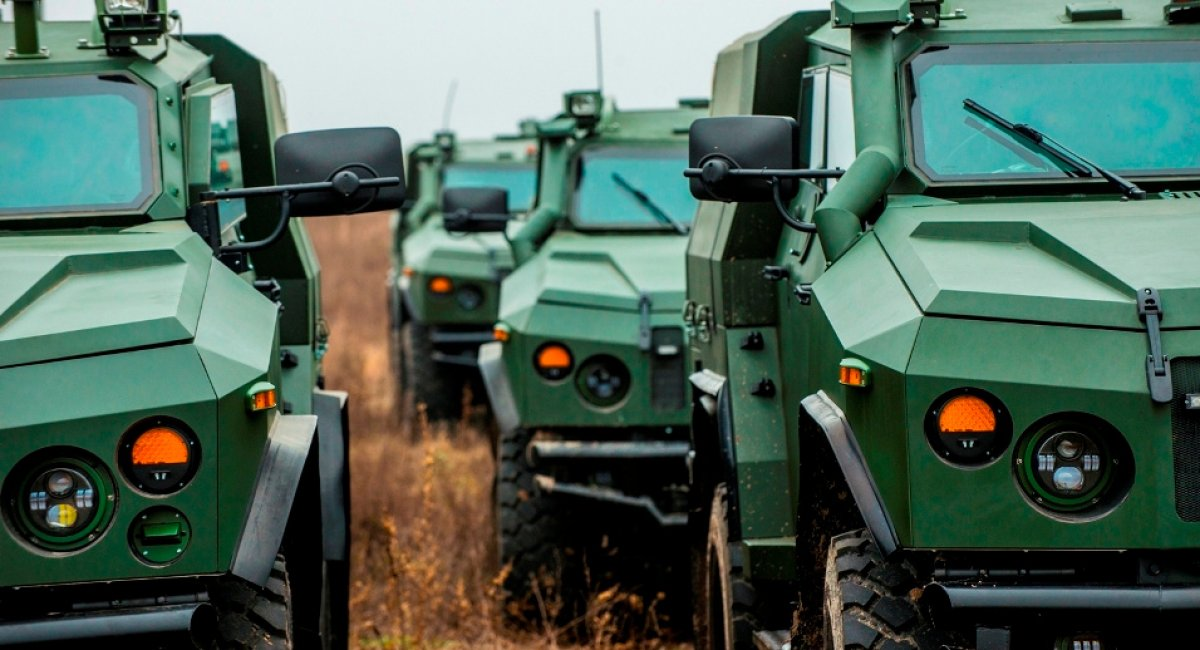 "Vladyslav Belbas: ""We are currently more than just a manufacturer of armored vehicles"""