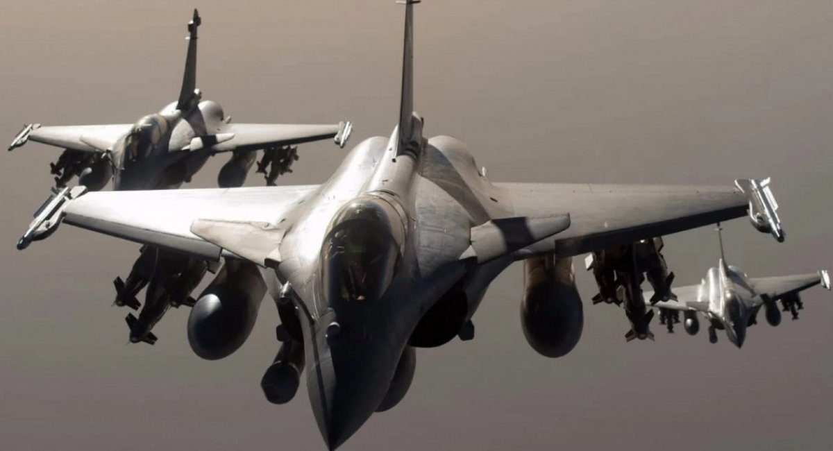 Dassault Rafale jets have not been formally offered for sale to Ukraine