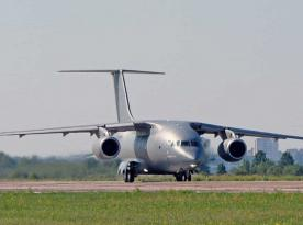Ukraine plans to buy new AN-178 military transport aircraft