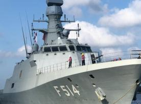 Main contract for Turkey-Ukrainian corvettes