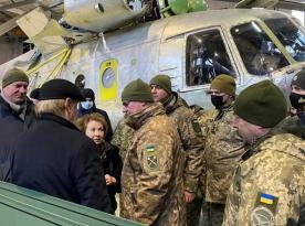 Ukraine begins production of rotor blades for Mil family helicopters