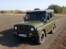 Ukraine's Ministry of Defense Issued RfP to Develop New Off-Road Vehicle Replacing Soviet-Era Counterparts