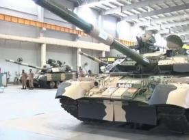 UkrOboronProm gets $86M support contract for Pakistani T-80 tanks