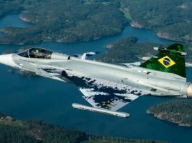 Ukraine Looking to Supply Air-to-Air Missiles for Integration into Brazil's Future-in-Service JAS-39E Gripen Fighters