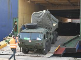 Israel Ministry of Defense Completes Delivery of Rafael's Iron Dome to the U.S. Army
