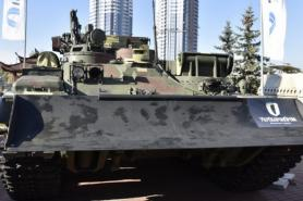Lviv armored vehicle factory introduces its ARRV Lion