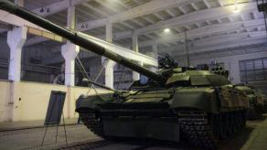 Another Batch of T-72AMT MBTs Delivered to Ukrainian Army after Upgrading & Repairs