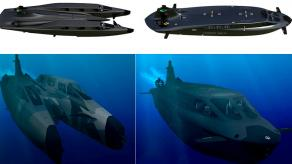Armacraft sign sizable order for High-Speed Diver Delivery Craft