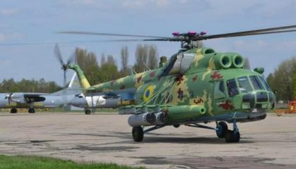Ukraine's Air Force Receives One More Mi-8MSB Chopper