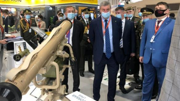 IDEX-2021: Ukraine Continues its Global Market Expansion Drive. Looking to Buy World-Renowned Brands